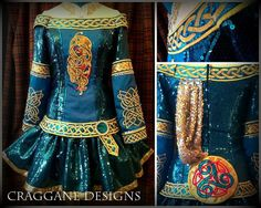 Craggane Designs Irish Dance Dresses | Storybook