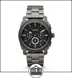 Fossil Machine - Reloj de pulsera de  ✿ Relojes para hombre - (Gama media/alta) ✿