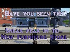 Star Stable: Window Shopping on NEW Furniture Store