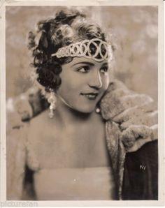 GLADYS-WALTON-Original-Vintage-1923-CROSSED-WIRES-Silent-Film-PORTRAIT-PHOTO