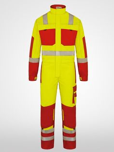45731067e487 SFC range of FR Coveralls provide smart contemporary design and is made out  of High-Vis Flame Retardant fabrics that provide protection from fire  hazards ...