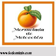 etiueta-mermelada-de-melocoton.jpg 236×236 pixels