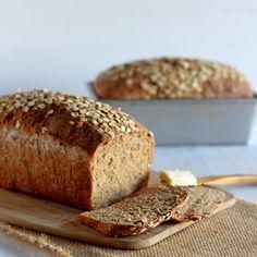 Pan de molde integral casero - ¡Yo me cuido!