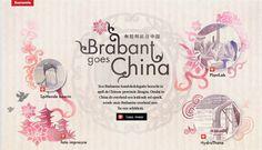Brabant goes China: Een Brabantse handelsdelegatie bezocht de Chinese provincie Jiangsu Magazine, Cover, Books, Movie Posters, Livros, Libros, Film Poster, Popcorn Posters, Book