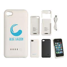 Promotional Phone Charging Case #logo #advertising #gifts #employeegifts  | Customized Phone Charging Case | Logo iPhone Charging Cases