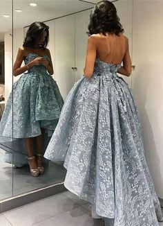 Special Ocassion Dresses, 2017 Prom Dresses, Fancy Prom Pinterest @MANARELSAYED_
