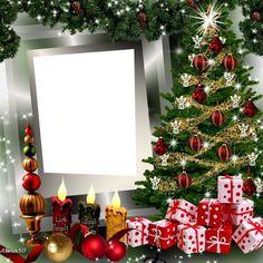 Merry Christmas Photo Frame, Merry Christmas In Heaven, Days To Christmas, Christmas Pictures, Christmas Art, Christmas Greetings, Birthday Photo Frame, Birthday Frames, Mery Chrismas
