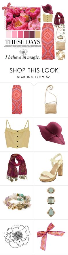 """It's my birthday today!"" by beachan ❤ liked on Polyvore featuring Jane Norman, Aéropostale, Overland Sheepskin Co., New Look, Sequin, 10 Bells and Bocage"