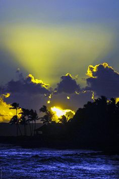 Kauai Sunset  ( Sunset / Beauty  / Nature )