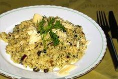 Recept, podle kterého se vám Italské houbové rizoto (pro Dandu :-)) zaručeně povede, najdete na Labužník.cz. Podívejte se na fotografie a hodnocení ostatních kuchařů. Dandy, Risotto, Grains, Ethnic Recipes, Food, Dandy Style, Essen, Meals, Seeds