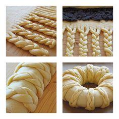 Bread Recipe Video, Best Homemade Bread Recipe, Yeast Bread Recipes, Baking Packaging, Bread Shaping, Bread Art, British Baking, Fusion Food, Jewish Recipes