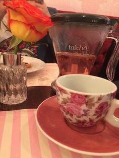 Chá no Condimento - Tatuapé