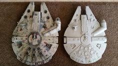 Left: Hasbro Legacy BMF Right: Hasbro 2014 BMF