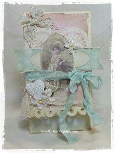 """""""Valentine Gift Bag"""" with Card pocket - Scrapbook.com"""