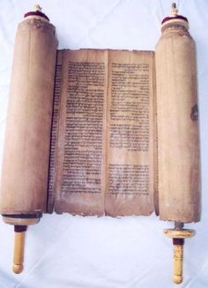 On Simchat Torah we begin reading the Torah again.  Each year we go through the cycle of reading and rereading the Torah.