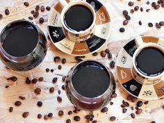 Lichior de cafea - CAIETUL CU RETETE Romanian Food, Romanian Recipes, Espresso, Coffee Maker, Kitchen Appliances, Drinks, Tableware, Canning, Espresso Coffee
