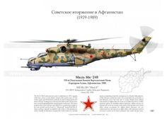 """Mi-24V """"Hind-E"""" """"red 23"""" 335 OBVP JP-771"""