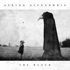 Caratula Frontal de Asking Alexandria - The Black
