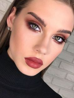 Glam Makeup, Classy Makeup, Elegant Makeup, Cute Makeup, Gorgeous Makeup, Pretty Makeup, Eyeshadow Makeup, Makeup Art, Sparkly Eyeshadow