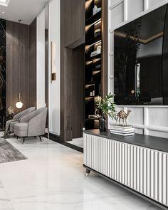 Interior Design And Graphic Design, Living Area, Living Room, Interior Concept, Interior Architecture, Reception, Behance, House Design, Luxury