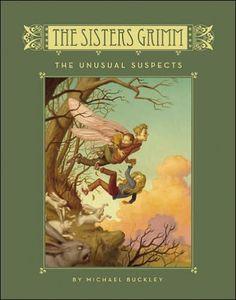 The Sisters Grimm - Best fairy tale series full of humor
