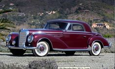 1956 #MercedesBenz #300Sc