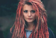 This is how i want my hair.... but BLUE