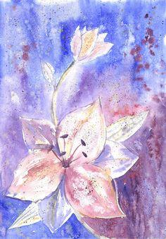 Olga Pavlova.Joy of Creation.: Lily