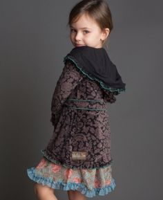 Shadow Willow Jacket Matilda Jane Girls Clothing