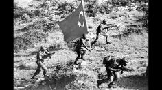 Memorials v celebrations to mark anniversary of Turkish invasion - Cyprus Mail Turkic Languages, Semitic Languages, World Conflicts, Blue Green Eyes, Indian Language, Sumerian, Cyprus, Moose Art, Batman