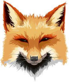 Enigmatic Fox design by Sweet Beet | Teequilla