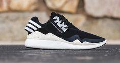 #adidas Y-3 Retro Boost Black/White #sneakers