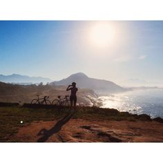 Paradise is here. ☀️ #cycling #iamspecialized #womenscycling