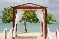 Get married #caribbeanstyle #couplesresorts #couplesnegril