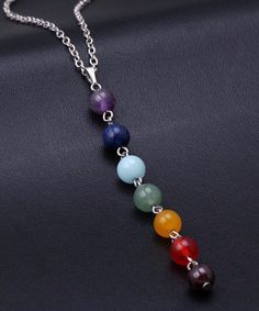 For a LIMITED TIME we are giving away 7 Chakra Beads Pendant Necklace Yoga Reiki Healing Balancing! Opening special. Only 50 left!  #Chakra #Reiki #yoga