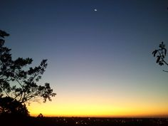 Moonset, Sunrise, and the Beauty from Mt. Bonnell Park : I thought that it will be fantastic to see again this amazing sight.