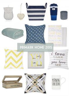 Ya hemos podido ver algo de lo nuevo de Primark Home para la primavera 2015. ¡Qué poquitas ganas de frío!
