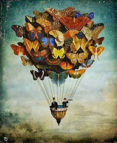 Blogue do Lado Avesso: Versos vão em asas de borboletas...
