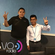 No te pierdas la entrevista con Luiyi Reyes ponente de #Univo en el 2º #ForoUnivo a través de http://www.univo.edu.mx/web/radio/ #SomosVORadio #Univo #Edumex