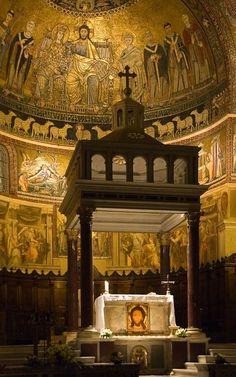 Chiesa di Santa Maria a Trastevere