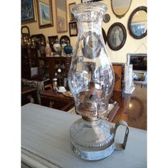 Paraffin Lamp For