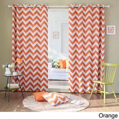 Curtain Panels Paisley Multi Color Covington Whimsy