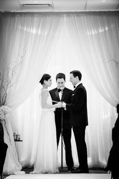 Colleen + Michael Wedding, Thompson Hotel, Chicago » Husar Wedding Photography