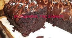Το καλύτερο σοκολατένιο κέικ που υπάρχει από την Σόφη Τσιωπου!!! Καταπληκτικό, μαλακό.νωπό σαν σιροπιαστό και παραμένει έτσι για μέρες!!! - Daddy-Cool.gr Cake Cookies, Cupcake Cakes, Cupcakes, Cookbook Recipes, Cooking Recipes, Chocolate Fudge Frosting, Greek Recipes, Food To Make, Food And Drink