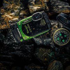 Olympus TG-870 Tough Waterproof Digital Camera #Camera, #Digital, #Waterproof