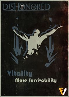 Dishonored Vitality by FALLENV3GAS