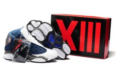 lower price with 242b4 70589 Authentic Nike Shoes For Sale Women Air Jordans 13 Carolina Blue Flint Grey  White  Women Air Jordans -