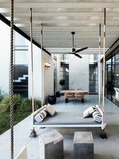 Exterior Design, Home Interior Design, Interior Architecture, Lobby Interior, Design Homes, Luxury Interior, Exterior Rendering, Rustic Exterior, Contemporary Architecture
