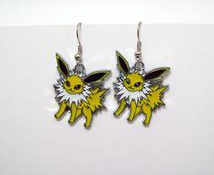 Pokemon boucles d'oreilles anime cartoon par Eternalelfcreations, $8.00