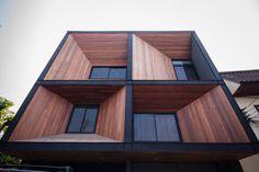 HeyHa Building is a unique design